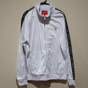 BNWT Guess Los Angeles Track Jacket sz XL
